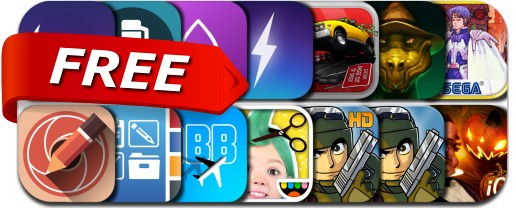 iPhone & iPad Apps Gone Free - June 23, 2017
