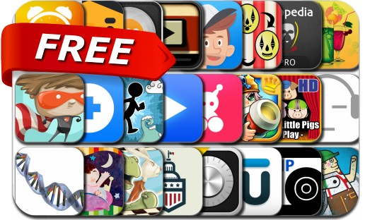 iPhone & iPad Apps Gone Free - January 11