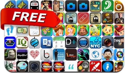 iPhone & iPad Apps Gone Free - November 21
