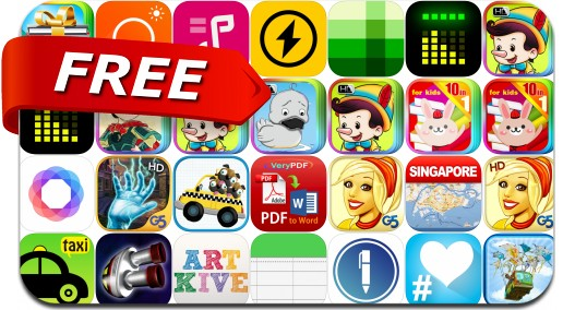 iPhone & iPad Apps Gone Free - April 6, 2016