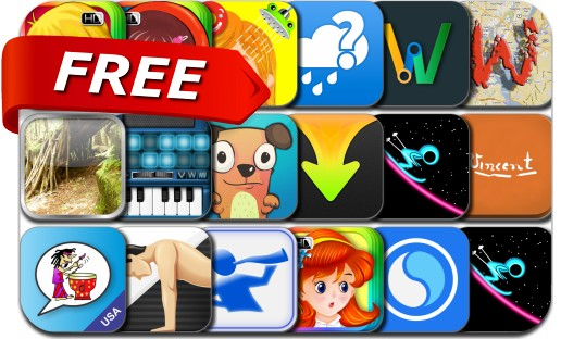 iPhone & iPad Apps Gone Free - November 24, 2014