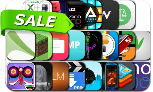 iPhone & iPad App Price Drops - December 29, 2015