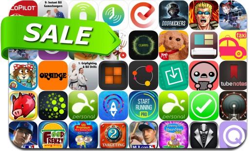 iPhone & iPad App Price Drops - November 24, 2015