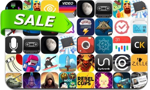 iPhone & iPad App Price Drops - May 6, 2021