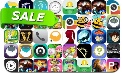 iPhone & iPad App Price Drops - November 17, 2016