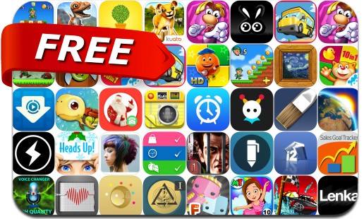 iPhone & iPad Apps Gone Free - November 24, 2016