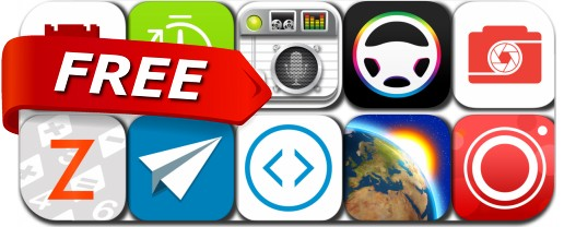 iPhone & iPad Apps Gone Free - May 29, 2017