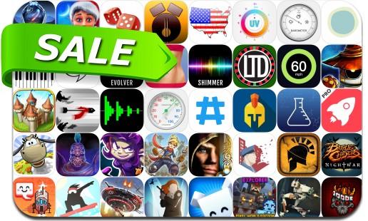 iPhone & iPad App Price Drops - June 18, 2020