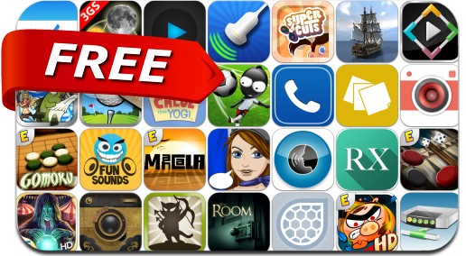 iPhone & iPad Apps Gone Free - December 16