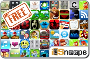 iPhone and iPad Apps Gone Free - June 21