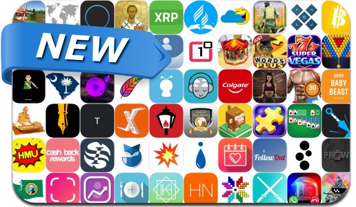 Newly Released iPhone & iPad Apps - January 15, 2018