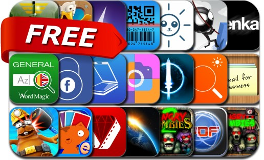 iPhone & iPad Apps Gone Free - September 24, 2014