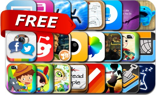 iPhone & iPad Apps Gone Free - March 6, 2014