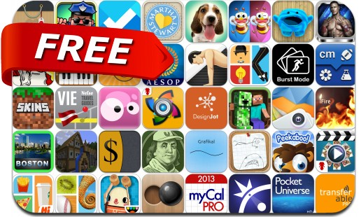 iPhone & iPad Apps Gone Free - September 12