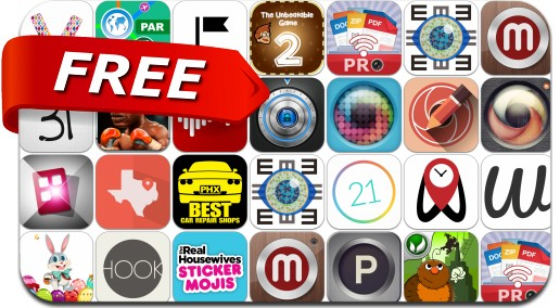 iPhone & iPad Apps Gone Free - May 1, 2015