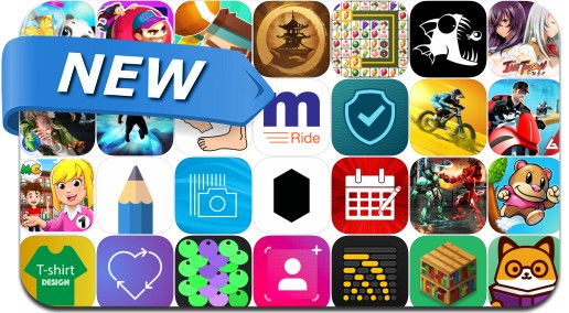Newly Released iPhone & iPad Apps - September 7, 2018