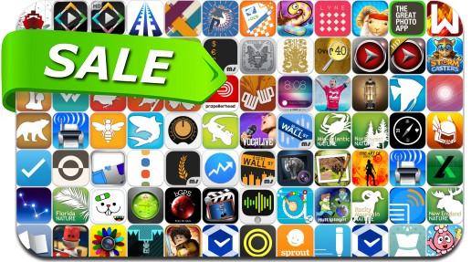 iPhone & iPad App Price Drops - August 27, 2014