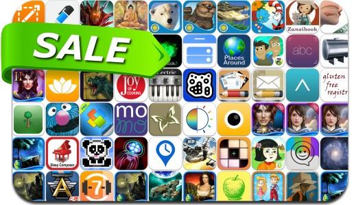 iPhone & iPad App Price Drops - May 9, 2014