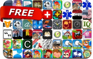 iPhone and iPad Apps Gone Free - November 29