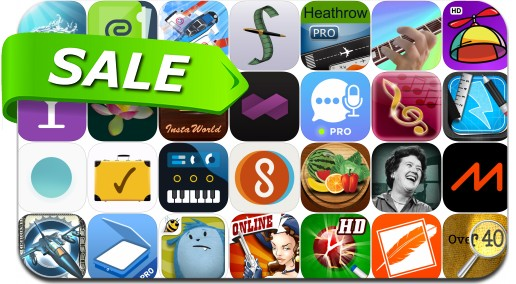 iPhone & iPad App Price Drops - November 4, 2015