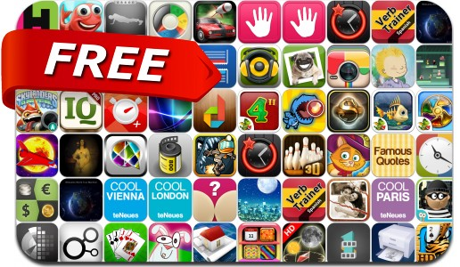 iPhone & iPad Apps Gone Free - March 29