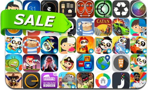 iPhone & iPad App Price Drops - May 4, 2017