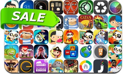 iPhone & iPad App Price Drops - May 4, 2017