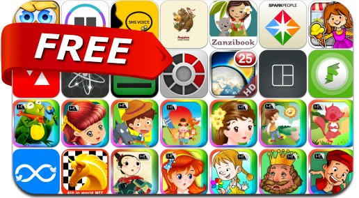 iPhone & iPad Apps Gone Free - March 31, 2014
