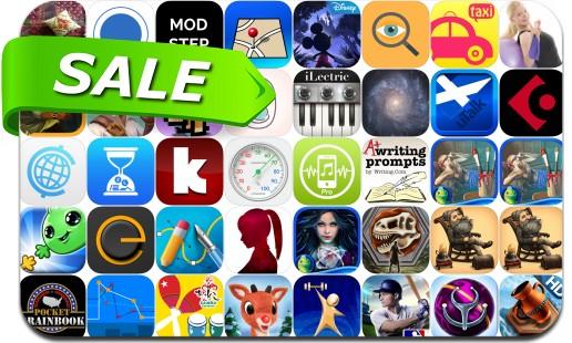 iPhone & iPad App Price Drops - November 20, 2017