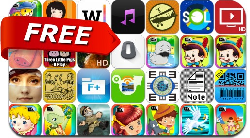 iPhone & iPad Apps Gone Free - June 21, 2014