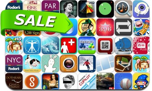 iPhone & iPad App Price Drops – February 1, 2015