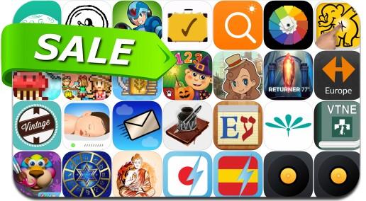 iPhone & iPad App Price Drops - December 13, 2017