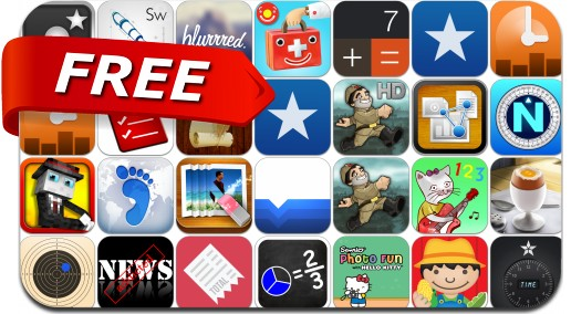 iPhone & iPad Apps Gone Free - April 19, 2014