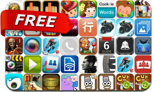 iPhone & iPad Apps Gone Free - September 26