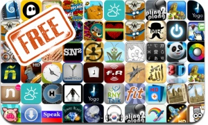 iPhone and iPad Apps Gone Free - July 21