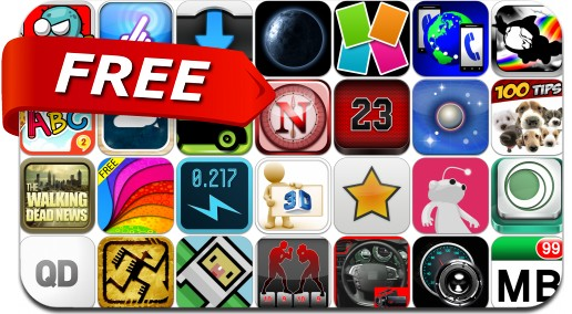 iPhone & iPad Apps Gone Free - May 5