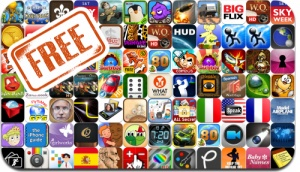 iPhone and iPad Apps Gone Free - July 27