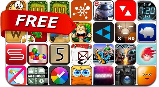 iPhone & iPad Apps Gone Free - November 5