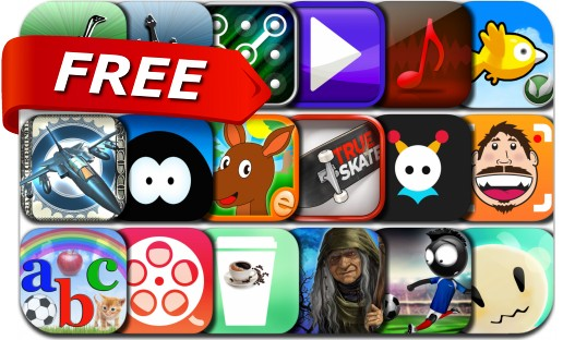 iPhone & iPad Apps Gone Free - September 30, 2016