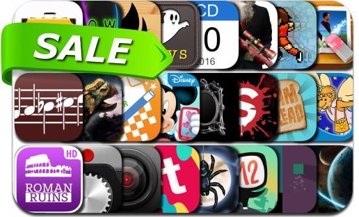 iPhone & iPad App Price Drops - January 28, 2016