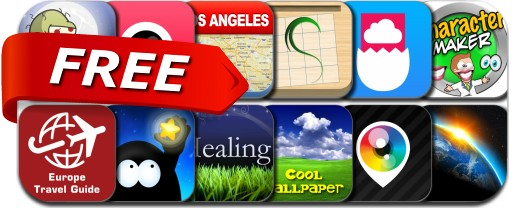 iPhone & iPad Apps Gone Free - April 19, 2015