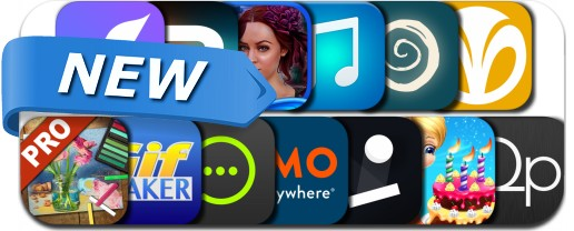 Newly Released iPhone & iPad Apps - February 18, 2016