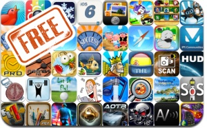 iPhone and iPad Apps Gone Free - October 31