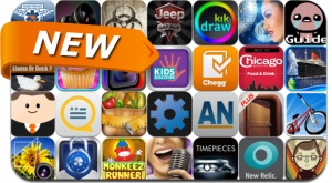 Newly Released iPhone & iPad Apps - January 31
