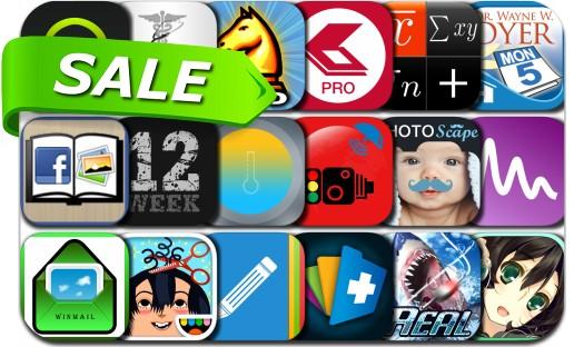 iPhone & iPad App Price Drops - August 3, 2015