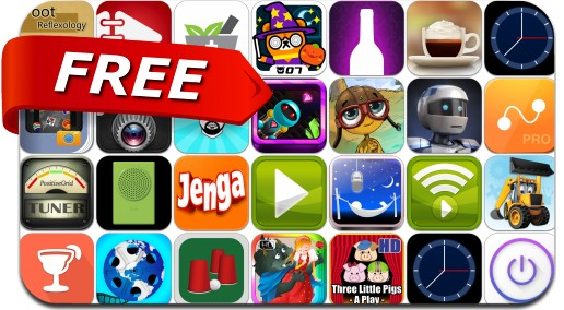 iPhone & iPad Apps Gone Free - July 12, 2014