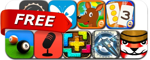 iPhone & iPad Apps Gone Free - April 7, 2017