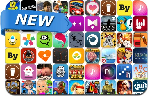 Newly Released iPhone & iPad Apps - January 24