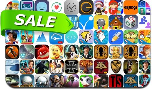 iPhone & iPad App Price Drops - December 19, 2016