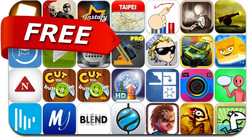 iPhone & iPad Apps Gone Free - December 29